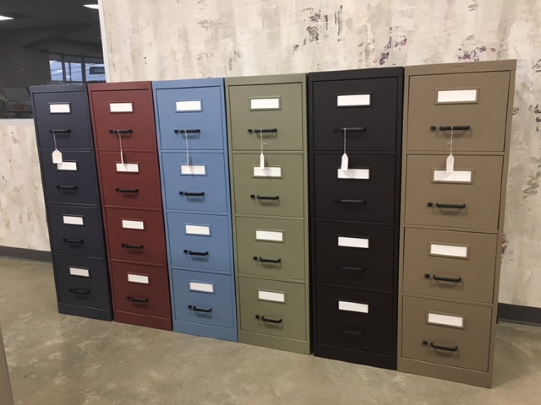 VERTICAL & LATERAL FILE CABINETS